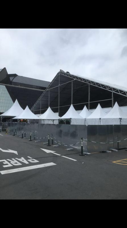 Tenda e Estrutura para Evento Jurubatuba - Tenda para Evento 5x5