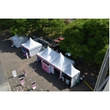 aluguel de tendas para eventos em sp Santo Amaro