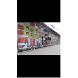cotação de montagens de estruturas metálicas para evento de corrida Itatiba