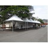distribuidor de estrutura para evento Vila Medeiros