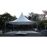distribuidor de estruturas de alumínio para eventos Serra da Cantareira