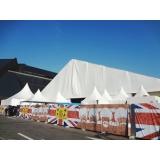 empresa de fechamento metálico para eventos Osasco