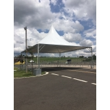 empresa para montagem de estrutura metálica para festival Atibaia