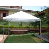 fornecedor de tenda de lona 3x3 Pinheiros