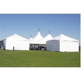 fornecedor de tendas e coberturas para eventos Limão