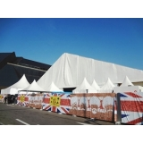 fornecedor de tendas para eventos ao ar livre Ibirapuera