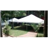 locação de cobertura para festas ao ar livre Votuporanga