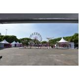 locação de tenda para evento Indaiatuba