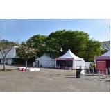 montagem e desmontagem de estruturas metálicas em eventos preço Parque São Jorge