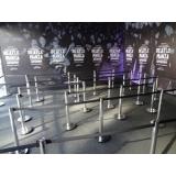 onde encontro fornecedor de organizador de fila para eventos Osasco
