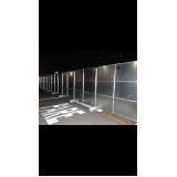 quanto custa aluguel de fechamento metálico para eventos Jardim Paulistano