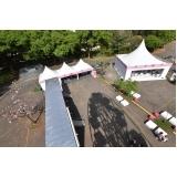 quanto custa locação de tendas para eventos Vila Matilde