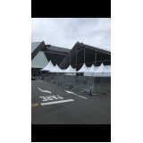 quanto custa montagem de tendas para eventos Glicério