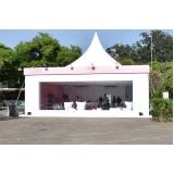 tenda de lona grande Jardim São Luiz