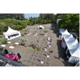 tenda para evento chapéu de bruxa Jardim Iguatemi