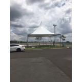 tendas de lona 10x10 Vila Romana
