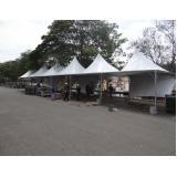 tendas e estruturas para eventos Pedreira
